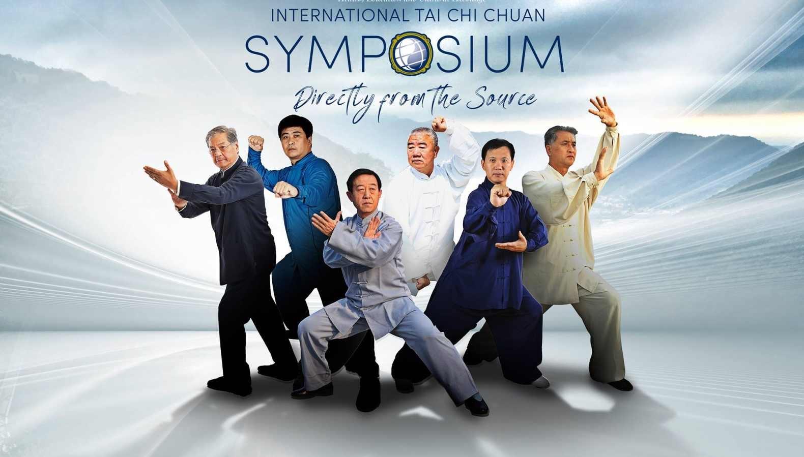 Symposium internazionale di Tai Chi Chuan
