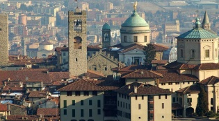 Individual guided tours of Bergamo