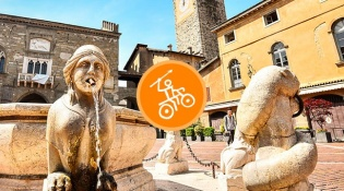 Emotion Bike Tour a Bergamo Alta