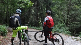 MTB ON BERGAMO'S OROBIC PREALPS - 7 NIGHTS