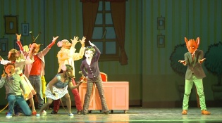 """Geronimo Stilton in the Kingdom of Fantasy - The Musical"""