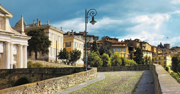 Bergamo alta visit bergamo for B b bergamo alta