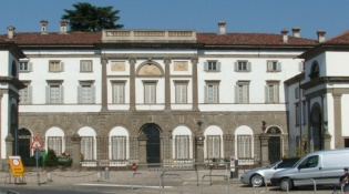 The historic residences of Stezzano