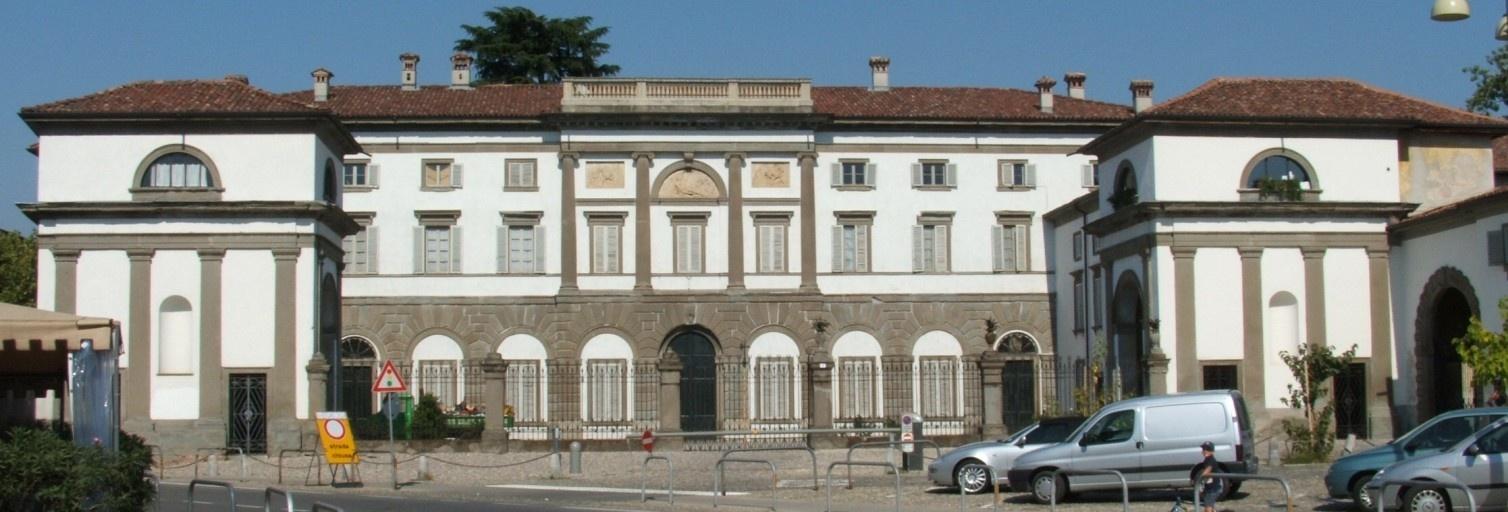 Le dimore storiche di stezzano visit bergamo for Case neoclassiche