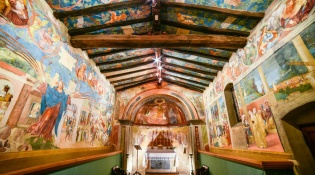 TOURS OF LORENZO LOTTO'S FRESCOES IN THE SUARDI ORATORY