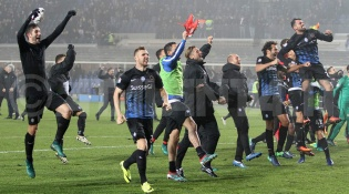 Football as entertainment: Atalanta games