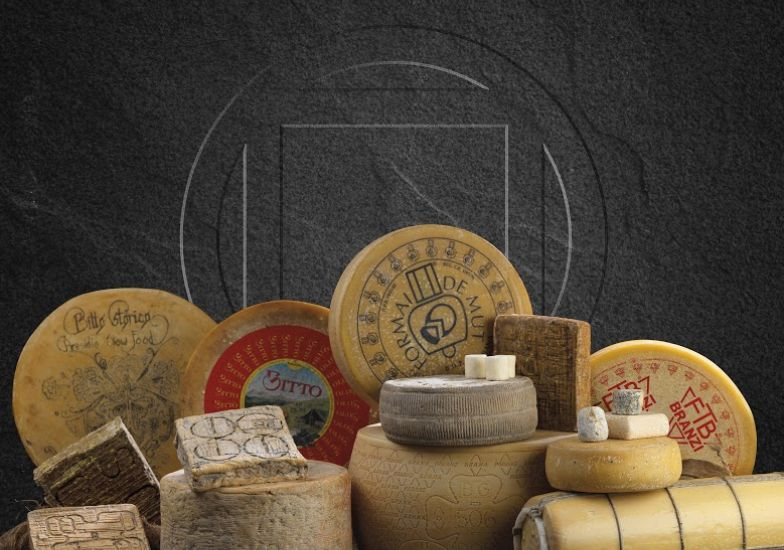FORME 2019 - THE WORLD OF CHEESE