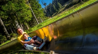 Summer bobsleigh track – Spiazzi di Gromo