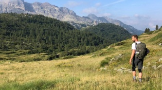 TREKKING IN BERGAMO'S OROBIC PREALPS - 4 NIGHTS