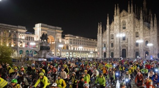 Bike Night - Milano Lago