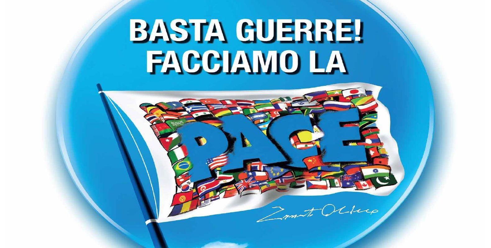 6° Appuntamento internazionale dei giovani della pace!