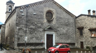 CHURCH OF BEATA VERGINE DEL PARADISO – CLUSONE