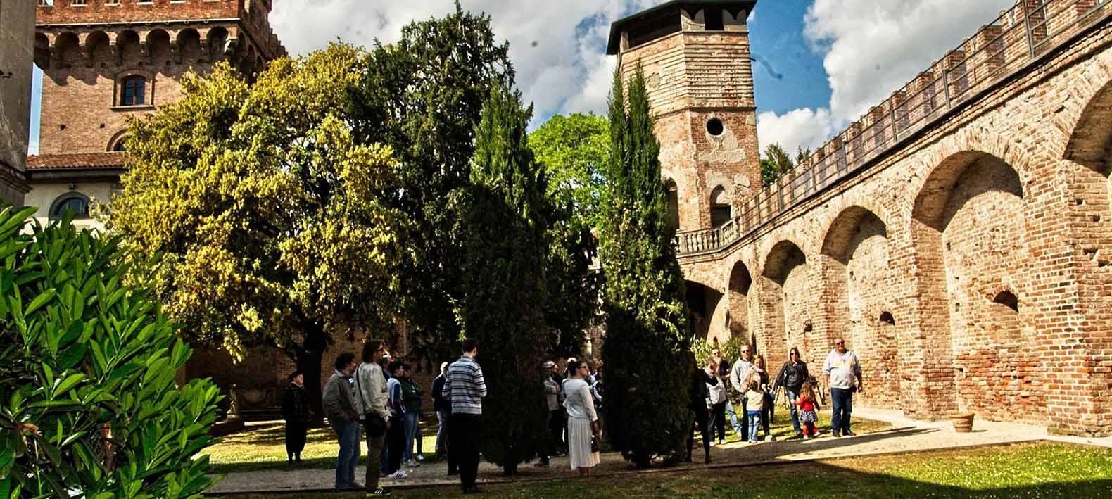 Giornate dei castelli, borghi e palazzi medievali