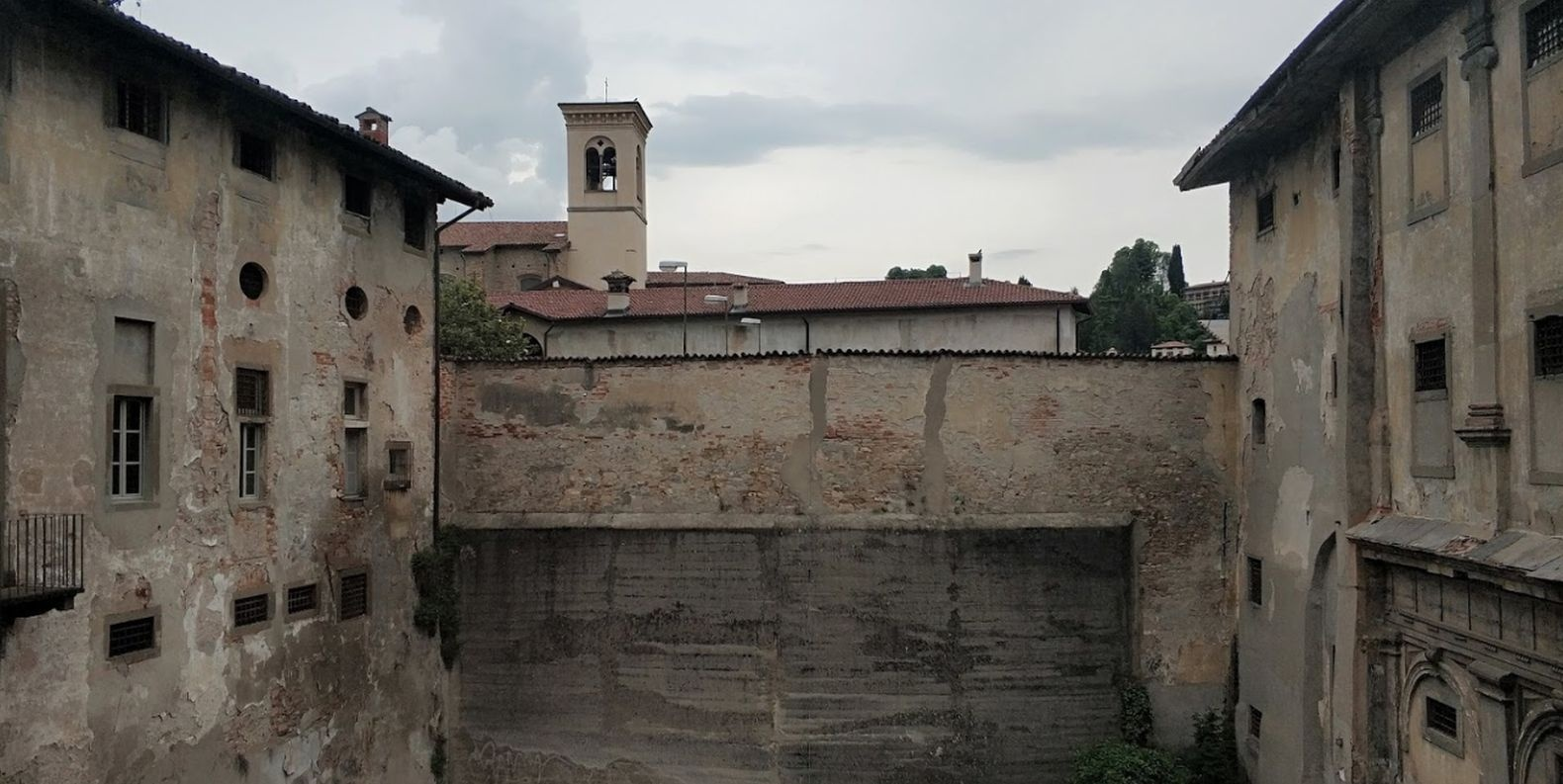 GUIDED TOURS OF THE FORMER S. AGATA PRISON