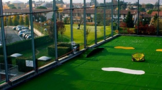 Golf Indoor Mozzo