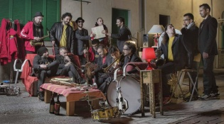 Bergamo Jazz - Magicaboola Brass Band