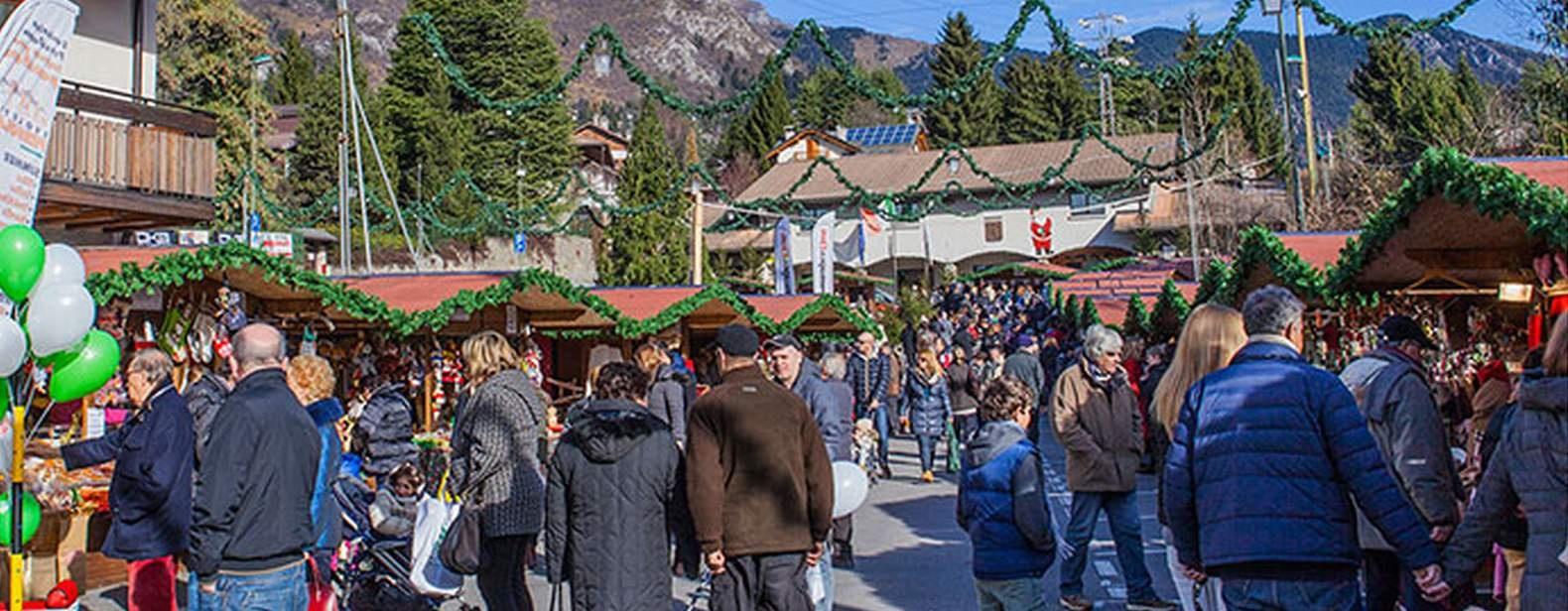 CHRISTMAS MARKETS IN CASTIONE DELLA PRESOLANA