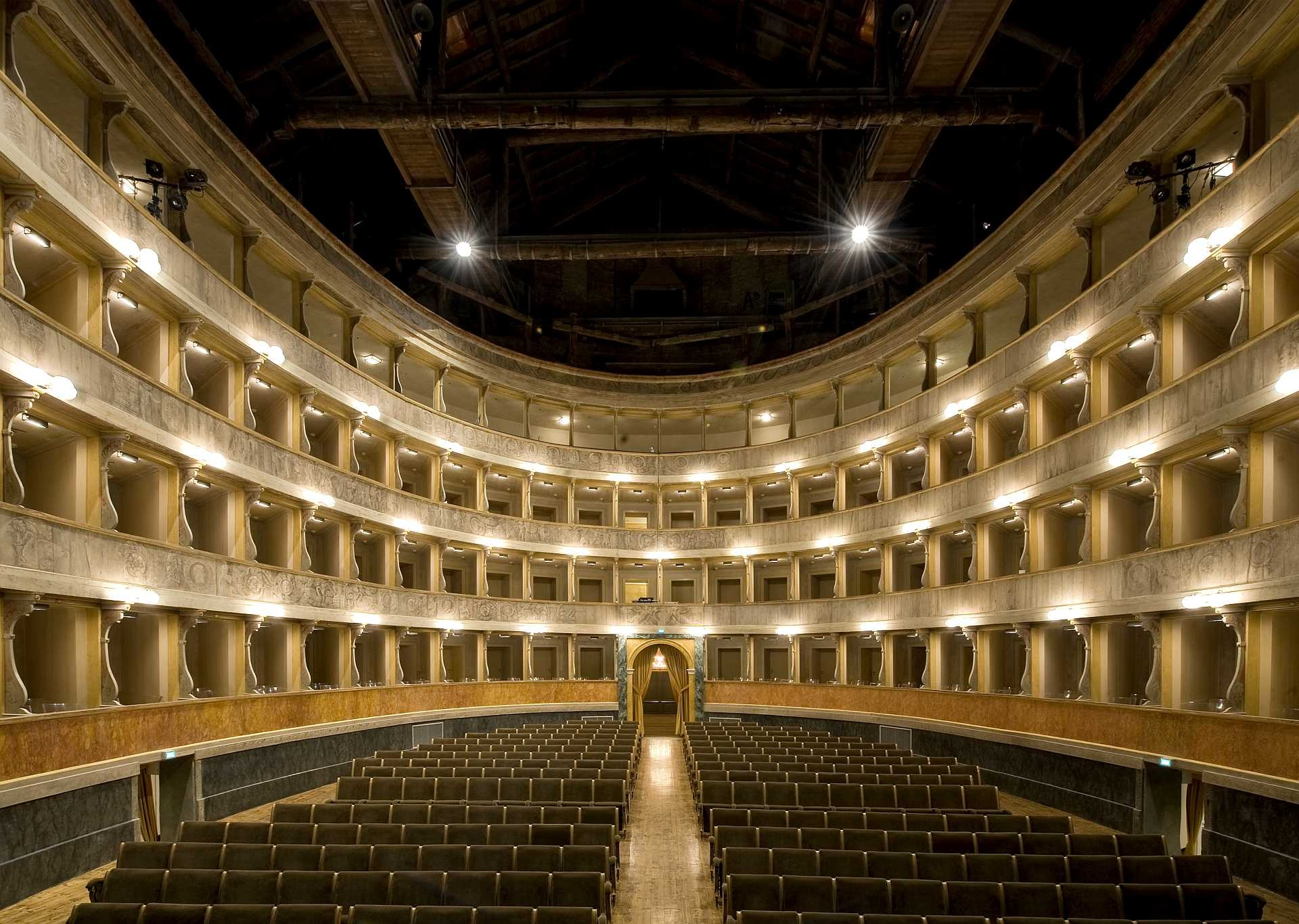 Teatro Sociale Visit Bergamo
