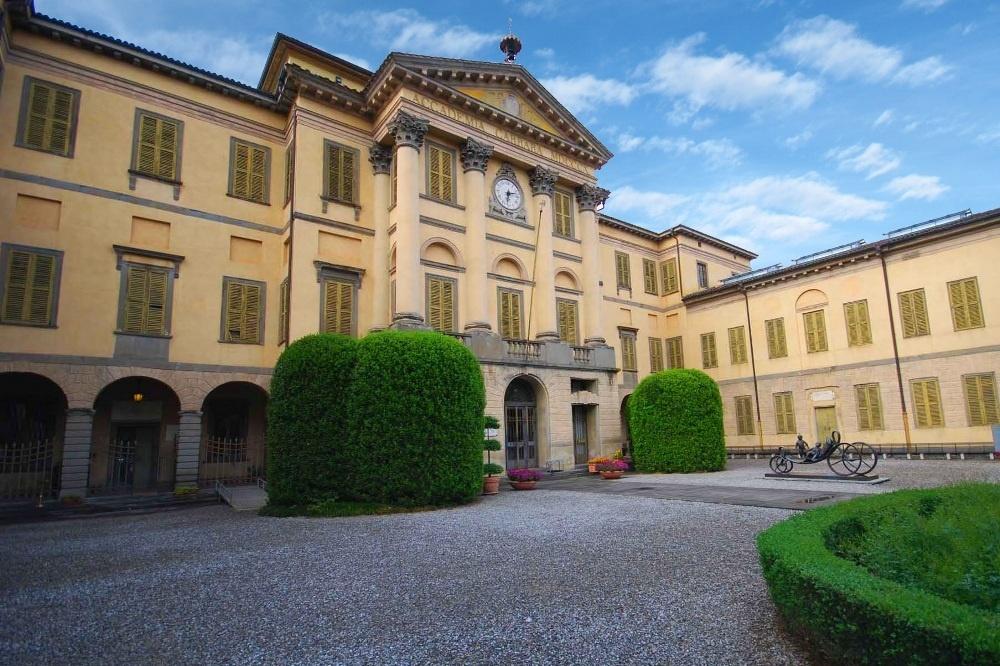 Accademia di belle arti for Galleria carrara bergamo