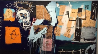 Basquiat - Exhibition at Mudec