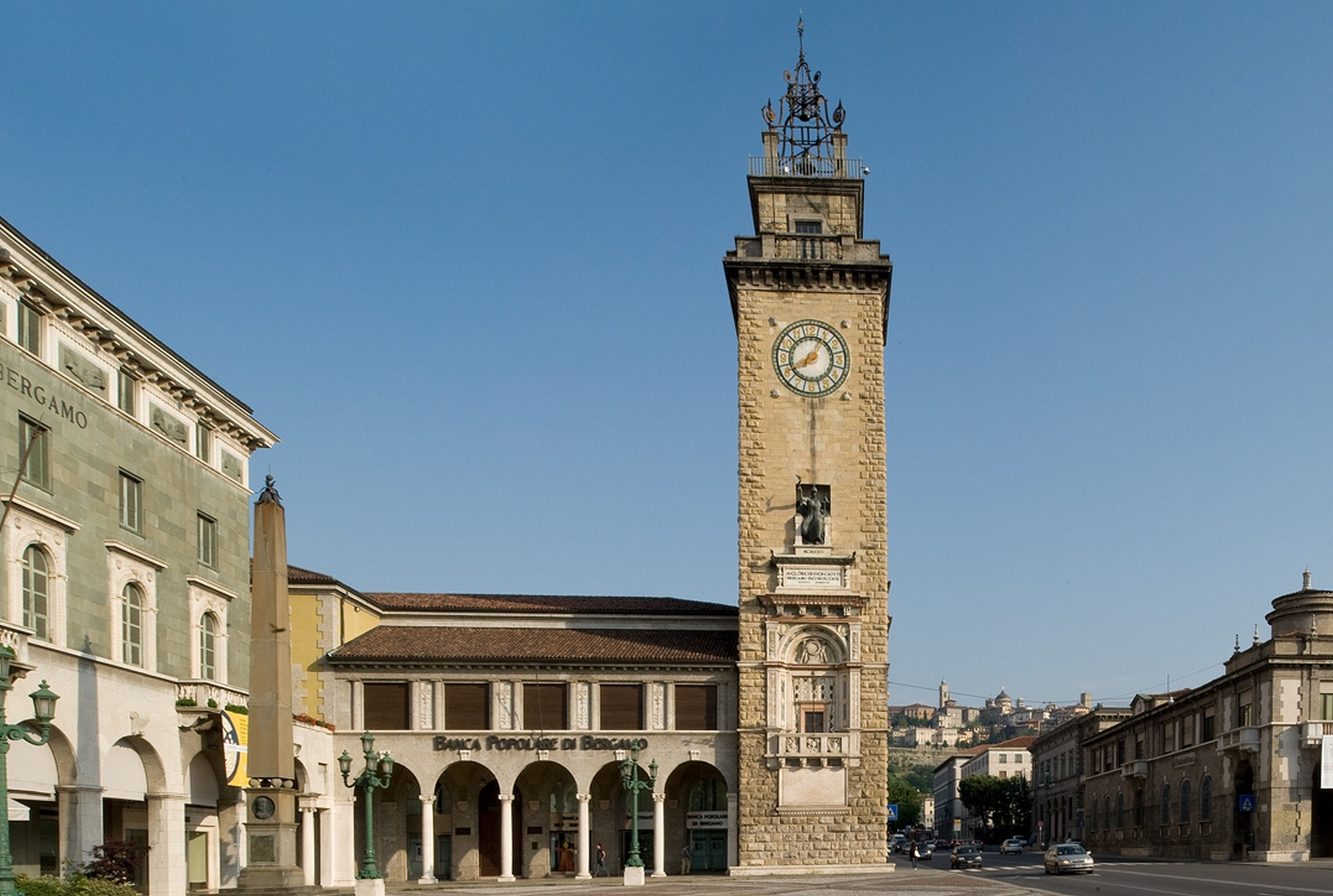 Torre Dei Caduti  U2022  U2022 Visit Bergamo