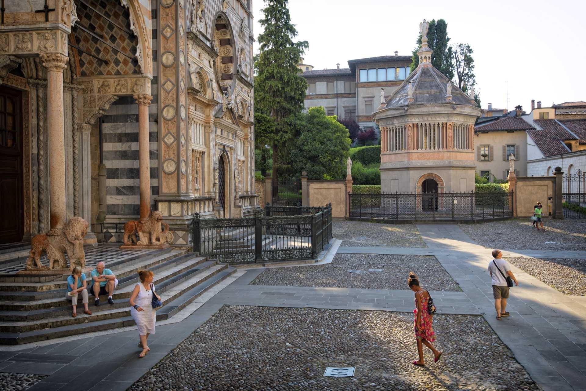 Battistero • • Visit Bergamo